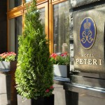 Hotel peter Moscow